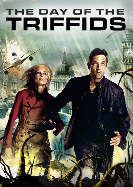 The Day of the Triffids Netflix PA (Panama)