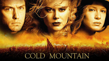 Netflix box art for Cold Mountain