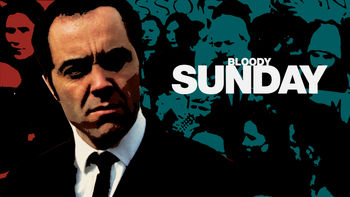 Netflix box art for Bloody Sunday
