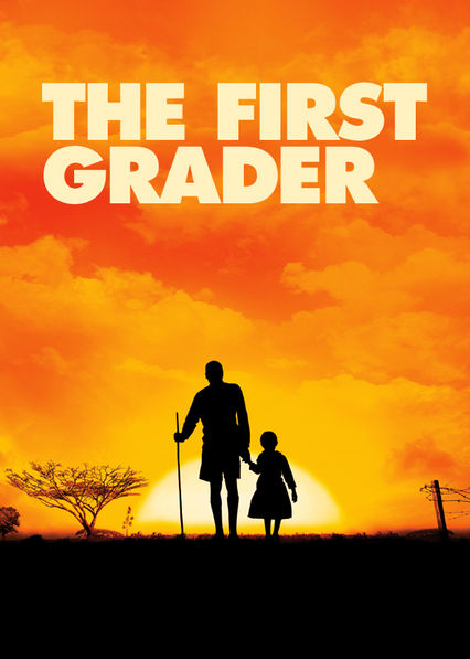 The First Grader Netflix EC (Ecuador)