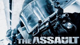 Netflix box art for The Assault