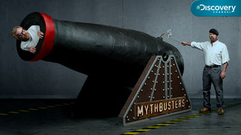 Netflix box art for MythBusters - Collection 7