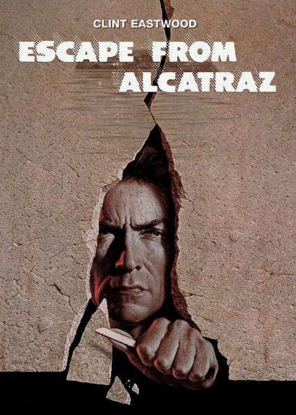 Escape from Alcatraz Netflix BR (Brazil)