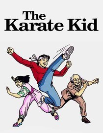 The Karate Kid: Season 1: East Meets West