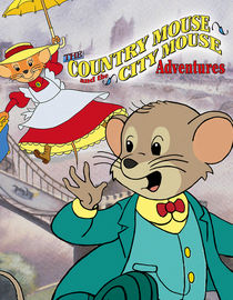The Country Mouse and the City Mouse Adventures: Season 2: Hong Kong Mice