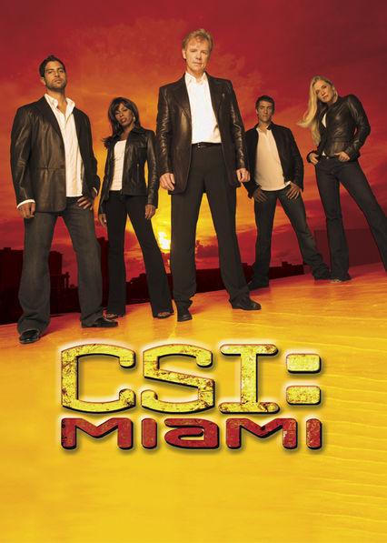 CSI: Miami Netflix US (United States)