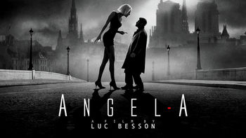 Netflix box art for Angel-A
