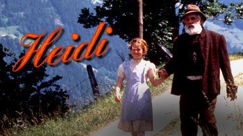 Netflix box art for Heidi - Season 1