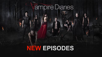 Netflix box art for The Vampire Diaries - Season 6