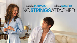 Netflix box art for No Strings Attached