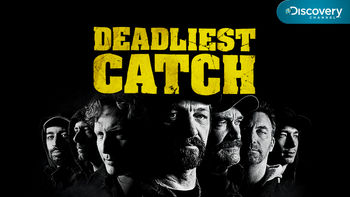 Netflix box art for Deadliest Catch - Season 4