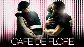 Netflix box art for Cafe de Flore
