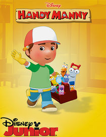 Handy Manny: Season 3: Beach Clean Up / Root Damage