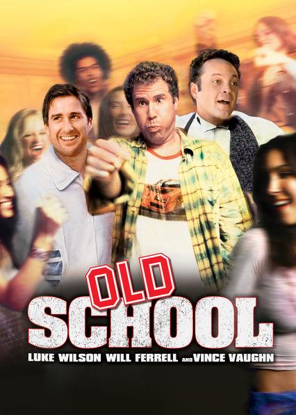 Old School Netflix AR (Argentina)