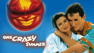 Netflix box art for One Crazy Summer