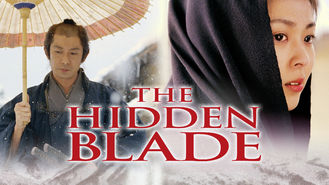 Is The Hidden Blade on Netflix?