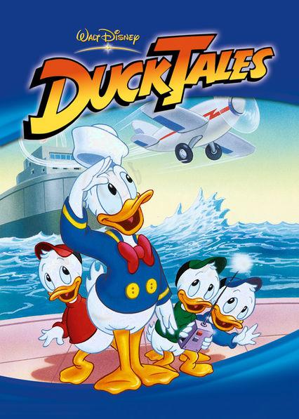 DuckTales Netflix MX (Mexico)