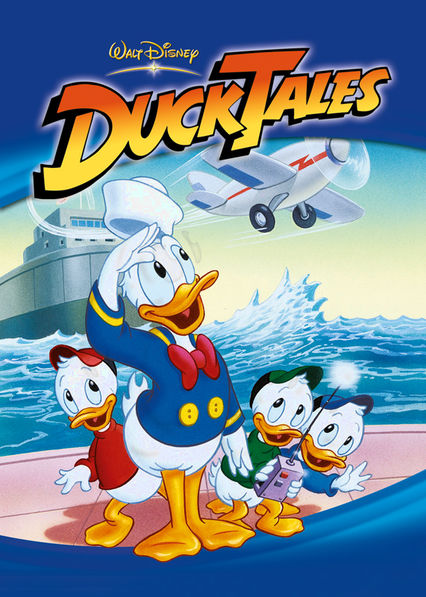 DuckTales Netflix BR (Brazil)