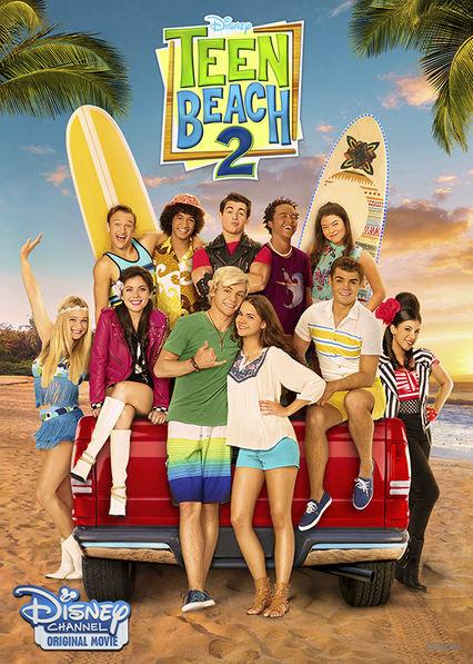 Teen Beach 2 Netflix US (United States)