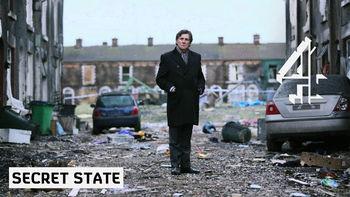 Netflix box art for Secret State - Season 1
