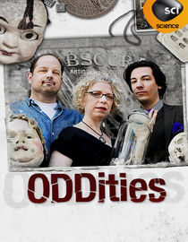 Oddities: Season 2: Piece of Mind