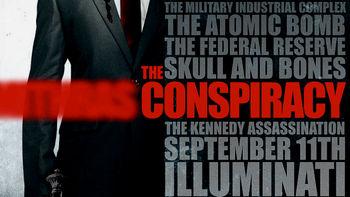 Netflix box art for The Conspiracy