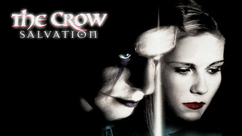 Netflix box art for The Crow: Salvation