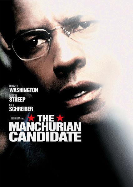 The Manchurian Candidate Netflix AR (Argentina)