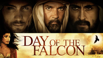 Netflix box art for Day of the Falcon