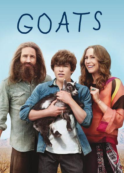 Goats Netflix AR (Argentina)
