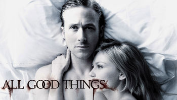 Netflix box art for All Good Things