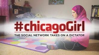 Netflix box art for #chicagoGirl
