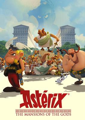 Astérix: The Mansion of the Gods