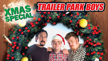 Netflix box art for Trailer Park Boys: Xmas Special