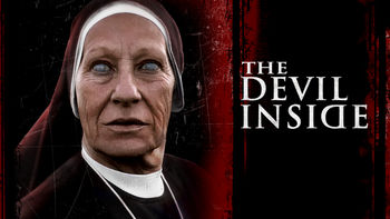 Netflix box art for The Devil Inside