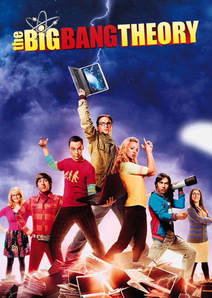 The Big Bang Theory Netflix ES (España)
