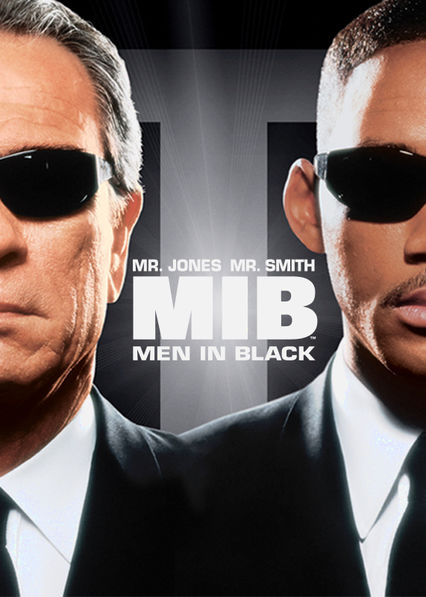 Men in Black Netflix KR (South Korea)