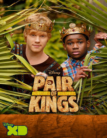 Pair of Kings: Season 1: Brady Battles Boo-Mer