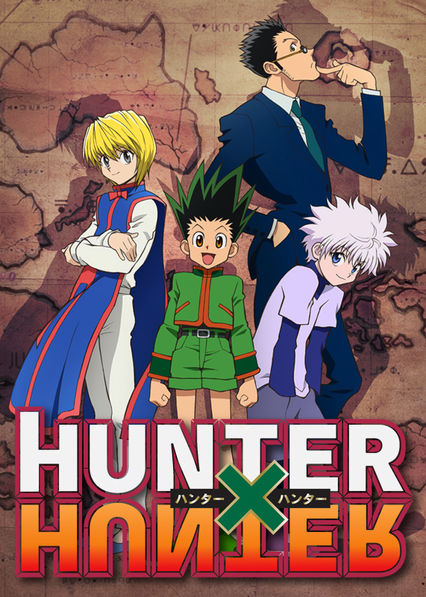 Hunter X Hunter (2011) Netflix UK (United Kingdom)