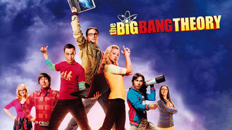 Netflix box art for The Big Bang Theory - Season 8