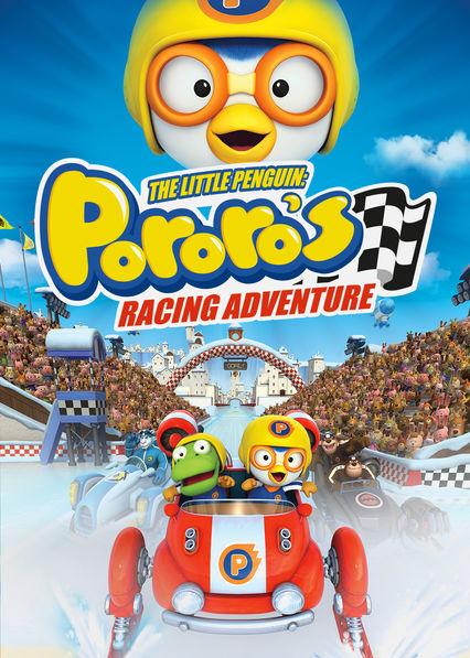 Pororo: Racing Adventure Netflix BR (Brazil)
