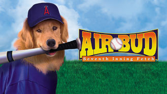 Netflix box art for Air Bud: Seventh Inning Fetch