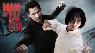 Netflix box art for Man of Tai Chi