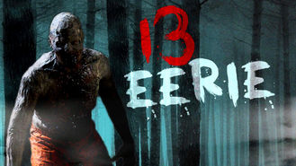 Netflix box art for 13 Eerie