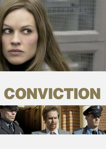 Conviction Netflix BR (Brazil)