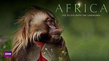 Netflix box art for Africa - Season 1
