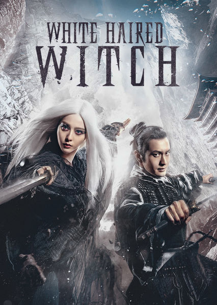 White Haired Witch Netflix AR (Argentina)