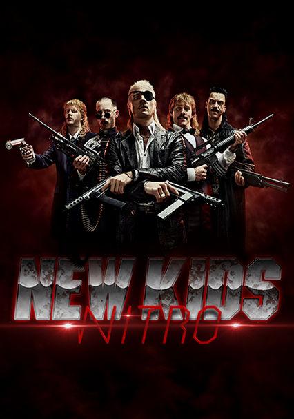 New Kids Nitro Netflix MX (Mexico)