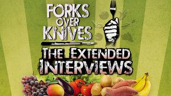 Netflix box art for Forks Over Knives - The Extended...