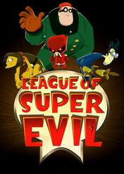 League of Super Evil   filmes-netflix.blogspot.com
